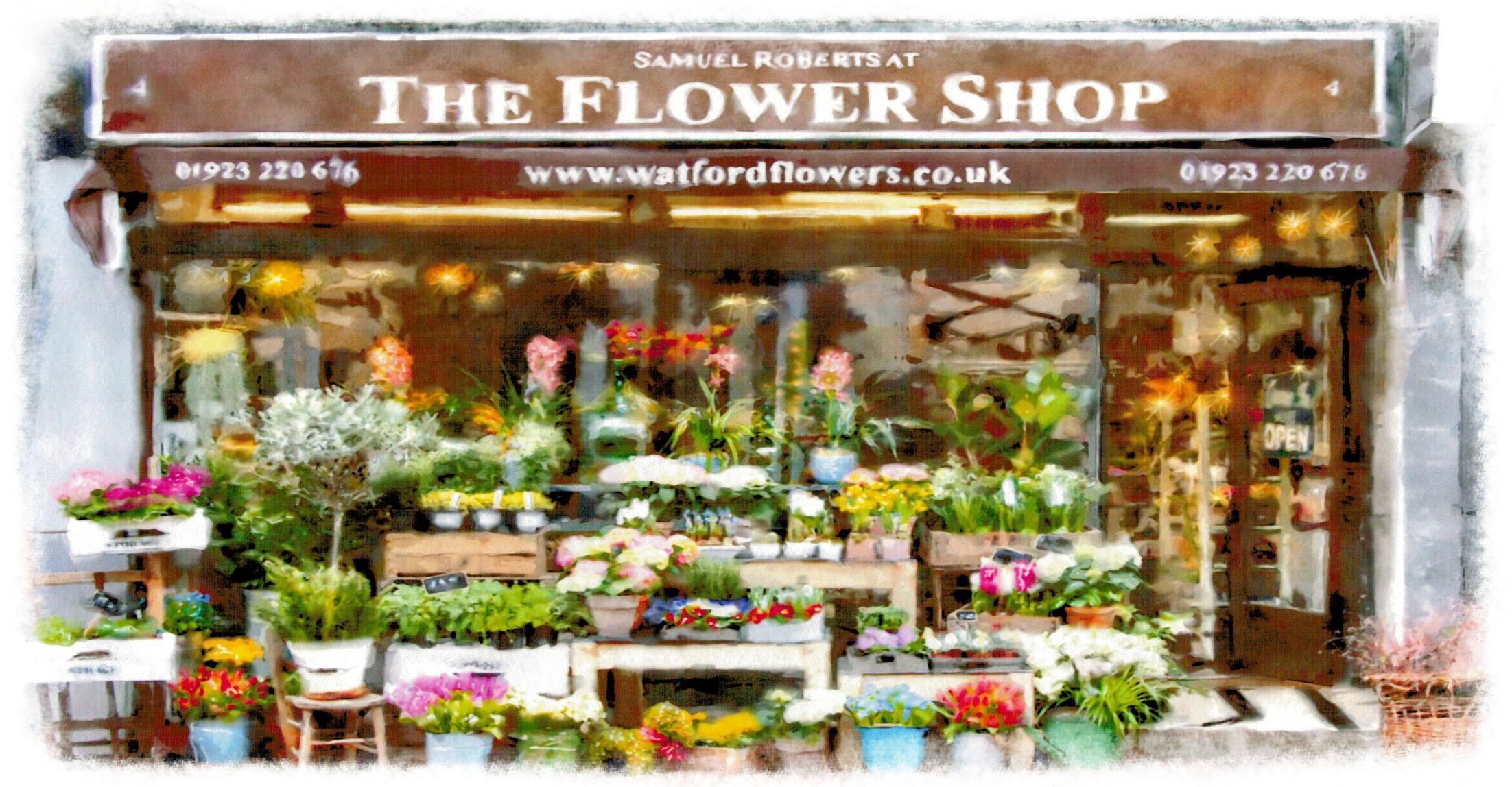 The Flower Shop Watford Florist Order Online 01923 220676